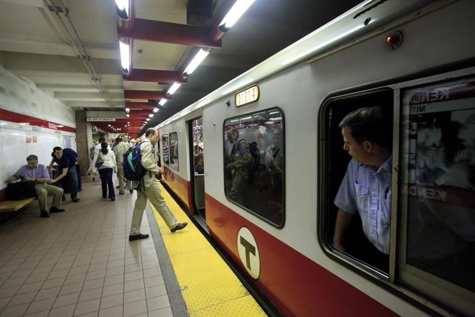 Cambridge wants developers to pay into a transportation enhancement fund that would underwrite transit improvements, including to the Kendall/MIT Station on the Red Line.